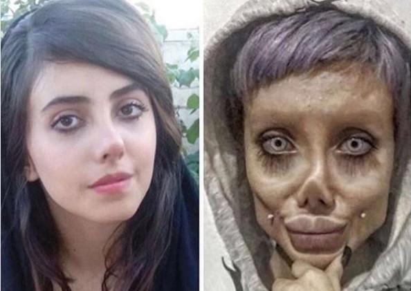 В Иране зомби-блогершу арестовали за богохульство