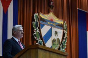 На Кубе избрали президента впервые за 43 года