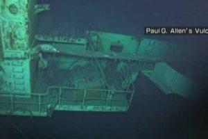 На дне моря нашли авианосец США — первую жертву камикадзе