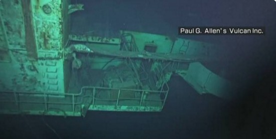 На дне моря нашли авианосец США — первую жертву камикадзе.Вокруг Света. Украина