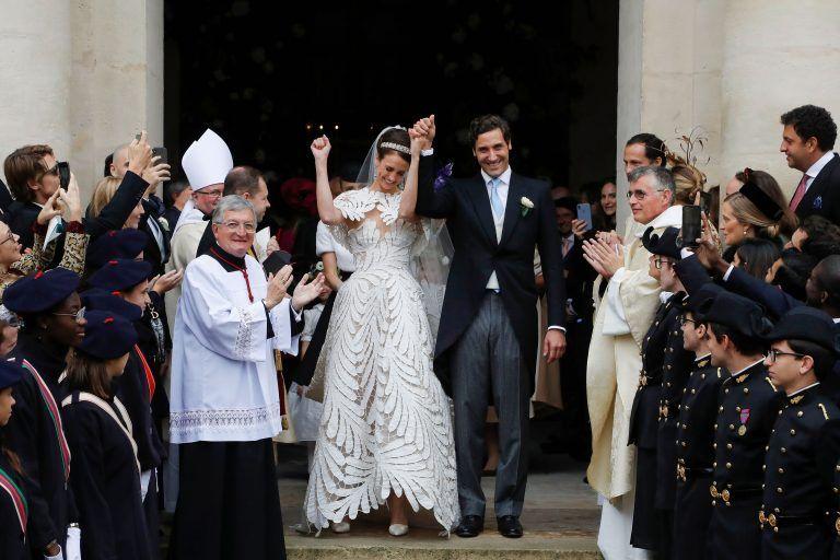 В Париже женился наследник Наполеона Бонапарта