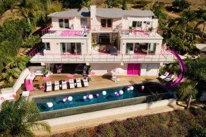 На Airbnb можно будет арендовать домик Барби