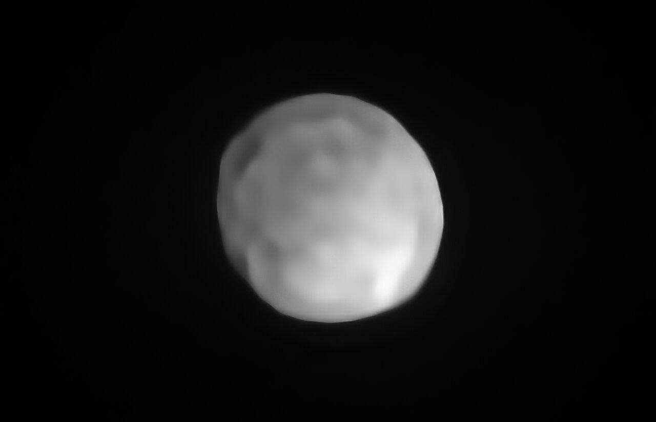 Один из самых больших астероидов Солнечной системы оказался планетой