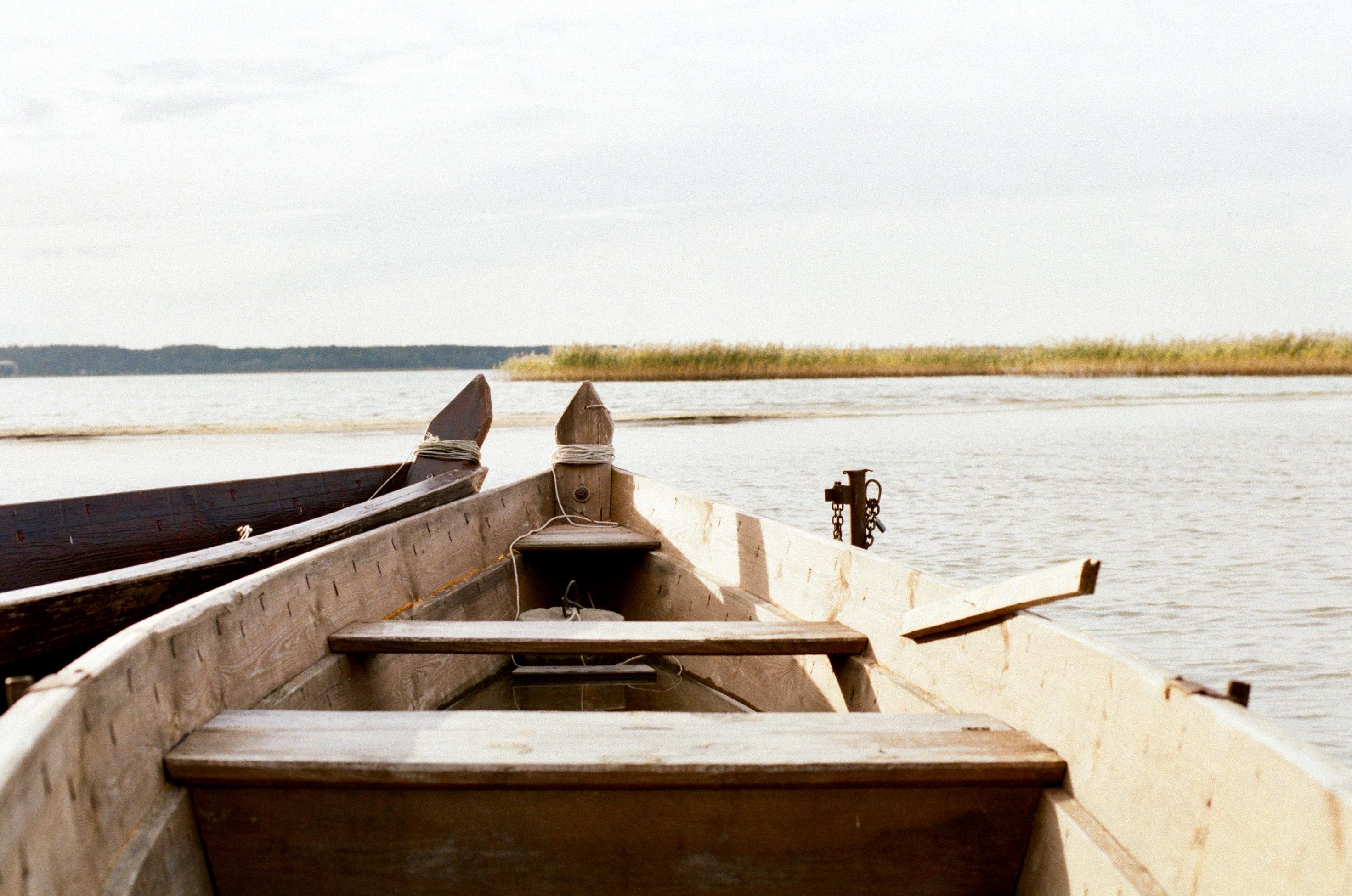 Щацкие озера осенью