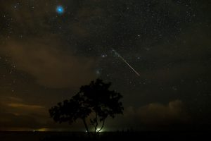 22 октября земляне увидят пик звездопада Ориониды