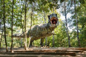 Тираннозавр мог прокусить автомобиль — палеонтологи