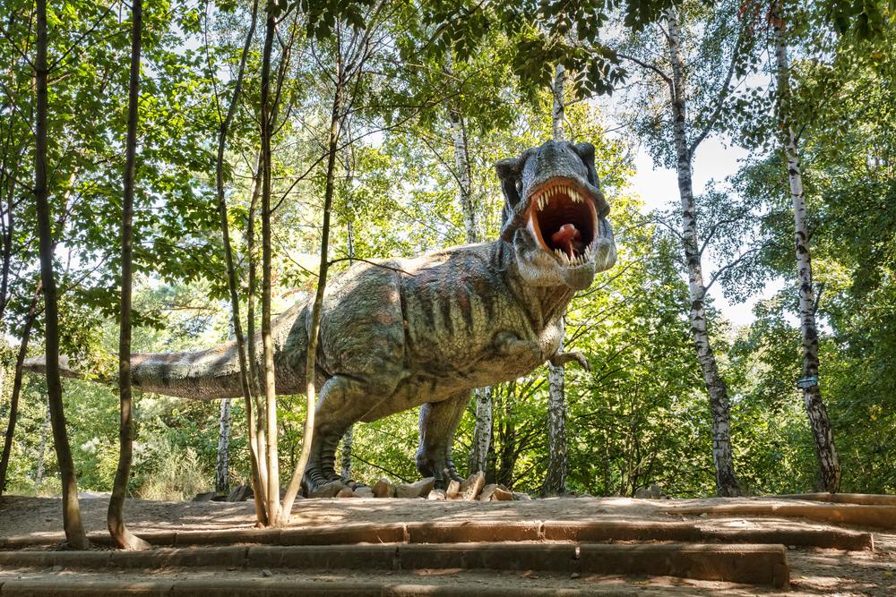 Тираннозавр мог прокусить автомобиль — палеонтологи.Вокруг Света. Украина