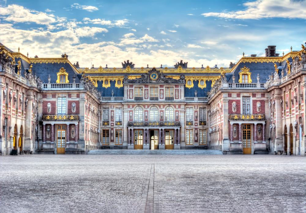 На территории Версальского дворца откроют отель