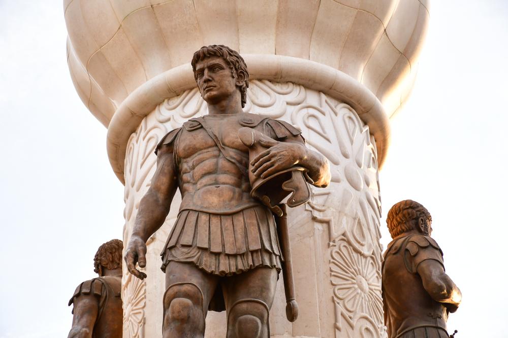 Названа причина смерти Александра Македонского