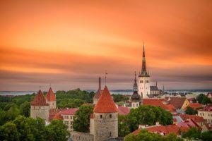 В Таллинне вводят туристический налог
