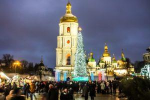 Какой будет новогодняя елка-2020 в Киеве