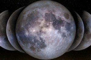 Ученые создали 3D-карту Луны