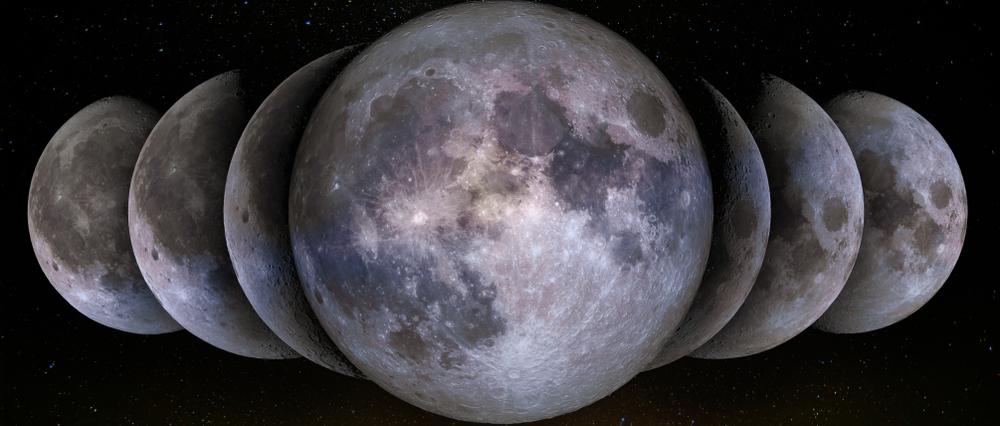 Ученые создали 3D-карту Луны.Вокруг Света. Украина