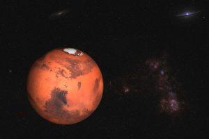 Марс предложили заселить земными микробами