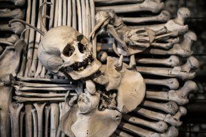 В Чехии нужно разрешение на селфи в костнице