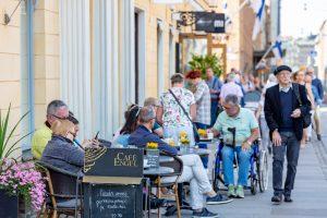 Названы самые скучные города Европы