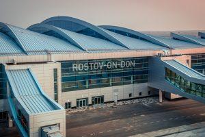 В Ростове экстренно сел самолет из-за пассажира с пистолетом