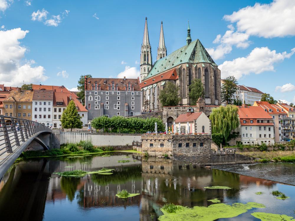 Немецкий город приглашает желающих пожить месяц бесплатно