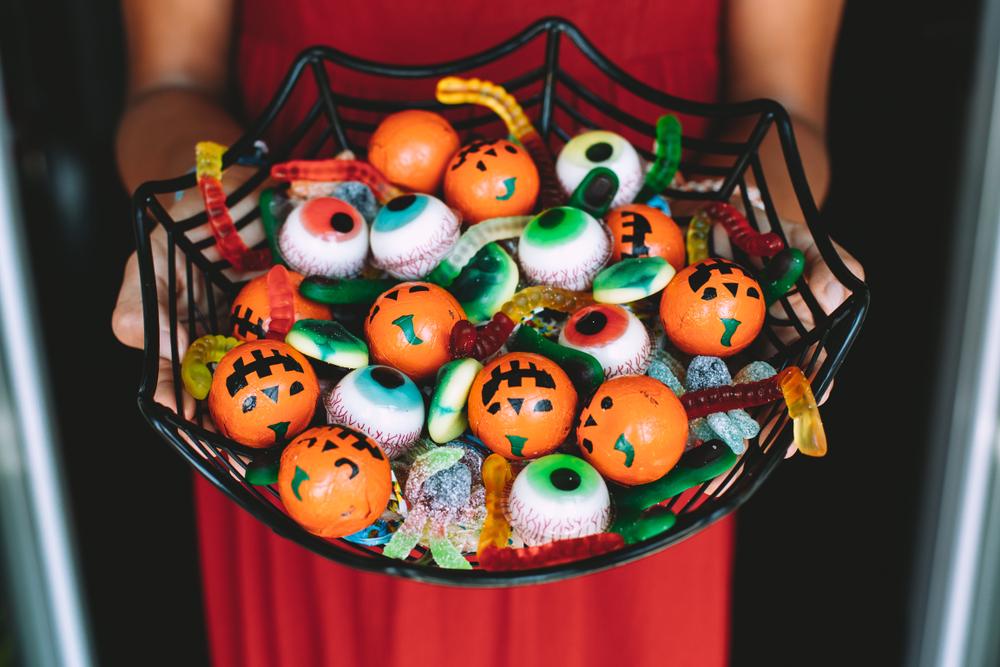 Американцы потратили на конфеты к Хэллоуину более 2,5 миллиардов долларов