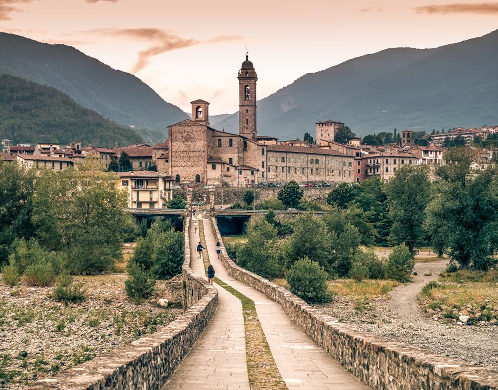 Назван самый красивый малый город Италии.Вокруг Света. Украина