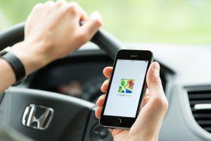 На Сардинии запретили пользоваться Google Maps