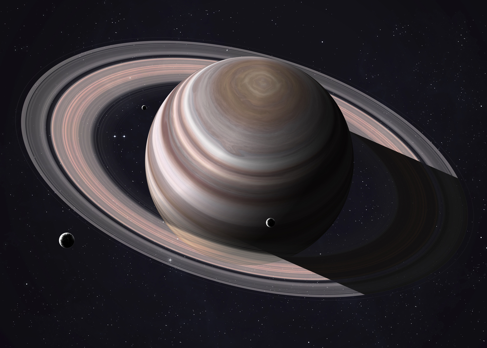 На спутнике Сатурна нашли основу жизни.Вокруг Света. Украина