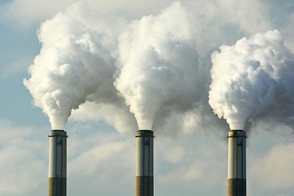Японские химики нашли способ собрать СО2 из атмосферы