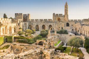 В Иерусалиме обнаружили древнюю улицу, построенную во времена Понтия Пилата