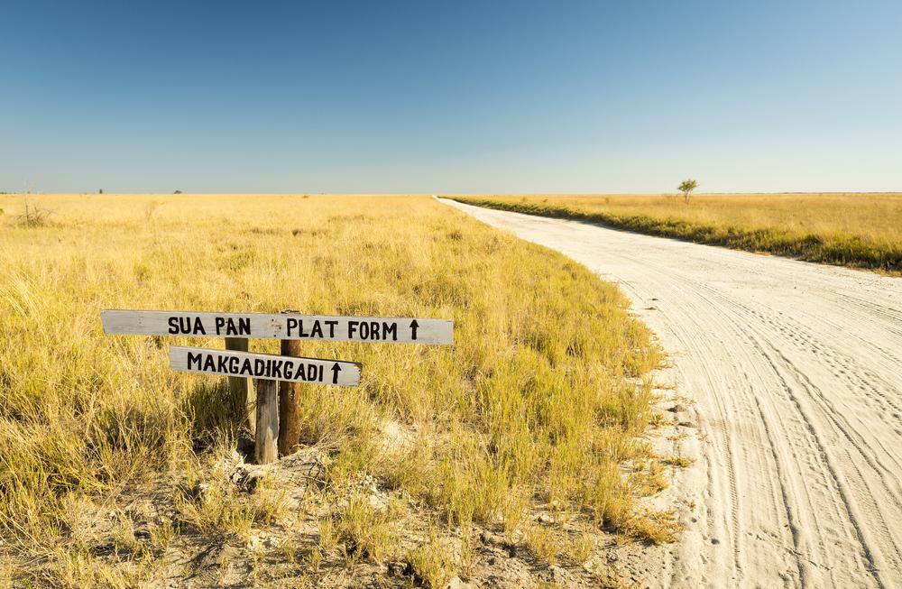 Долина на севере Ботсваны была родиной всех современных людей