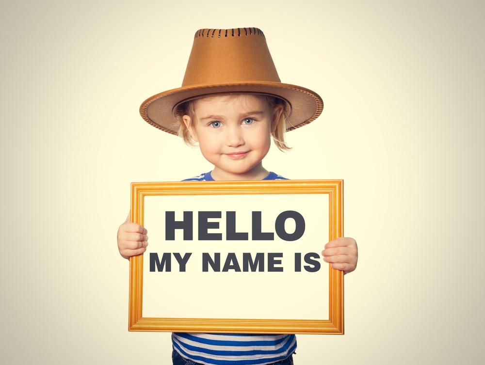 Имя человека влияет на его имидж
