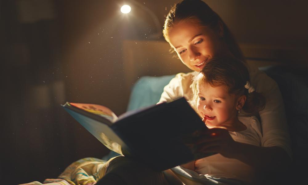 Чтобы стать ближе к ребенку, читайте ему печатную книжку – исследование.Вокруг Света. Украина