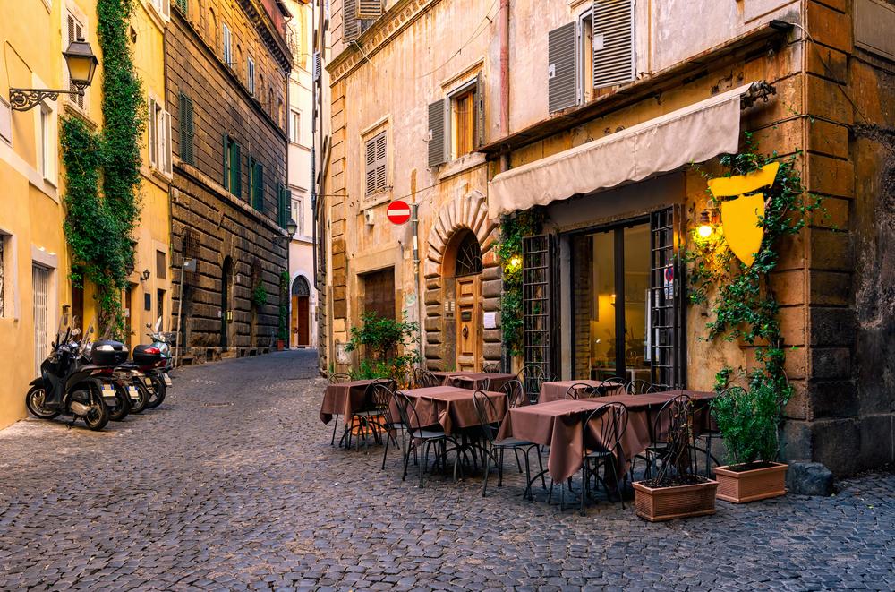 В Италии туристы будут платить за туалеты в общепите