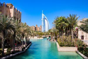 Арабские Эмираты зимой: нежное солнце и безумные скидки
