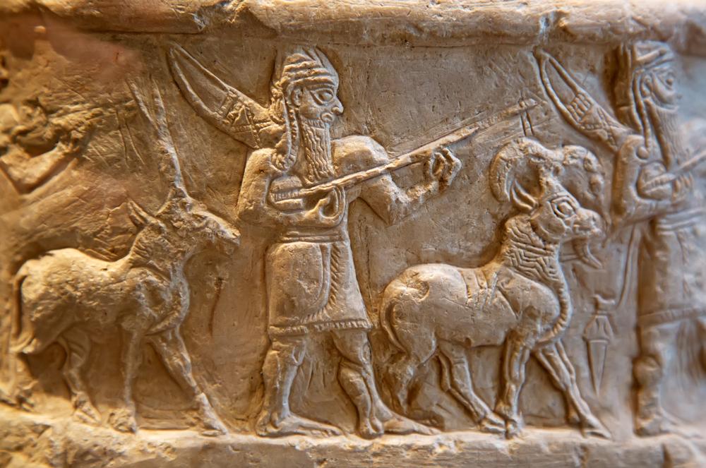 Археологи выяснили причину падения древнейшего государства мира.Вокруг Света. Украина