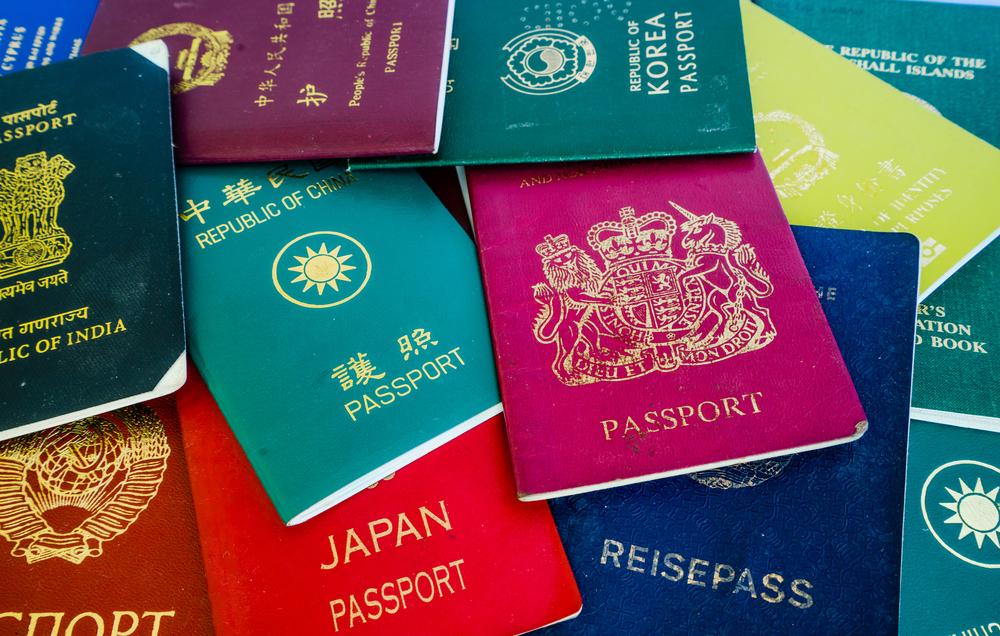 Паспорта Сингапура и Японии признаны самыми мощными в мире – рейтинг Хенли