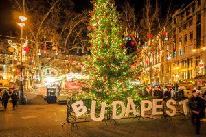 Рождество в Будапеште: самостоятельная экскурсия по праздничному городу