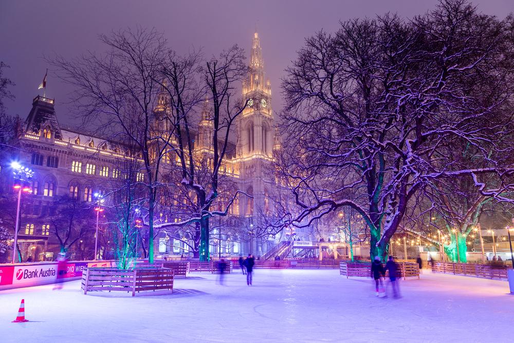 Чем заняться в Вене зимой: обязательная программа достопримечательностей