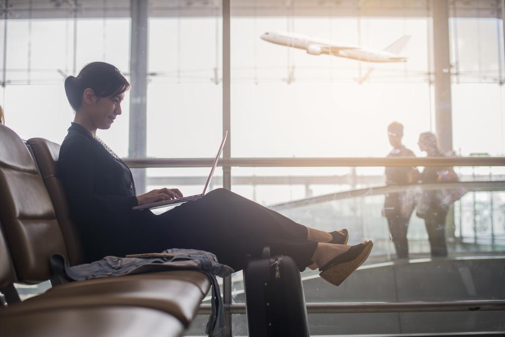 Во Вьетнаме женщину не пустили на самолет с ноутбуком
