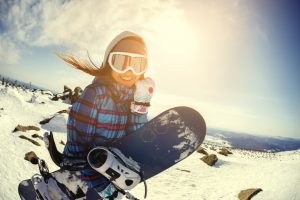 Работа мечты: кататься на лыжах и постить фотографии