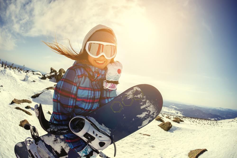 Работа мечты: кататься на лыжах и постить фотографии.Вокруг Света. Украина