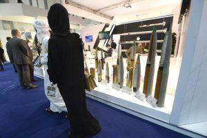 Впервые в истории: Саудовская Аравия допустила женщин в армию