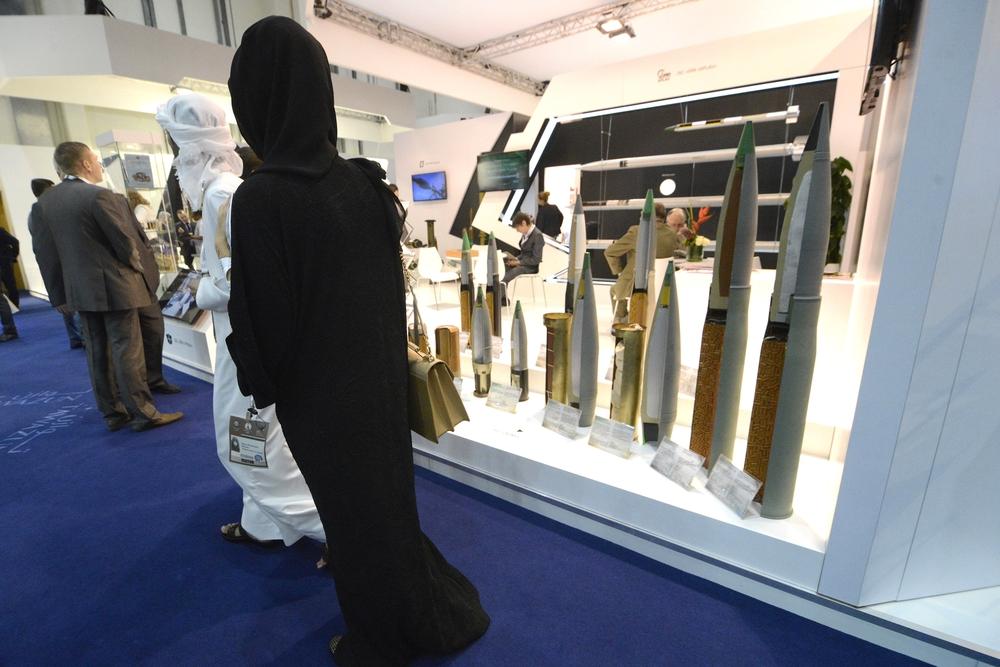Впервые в истории: Саудовская Аравия допустила женщин в армию.Вокруг Света. Украина