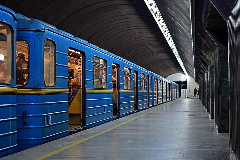 В Киеве — самое дешевое метро в Европе.Вокруг Света. Украина