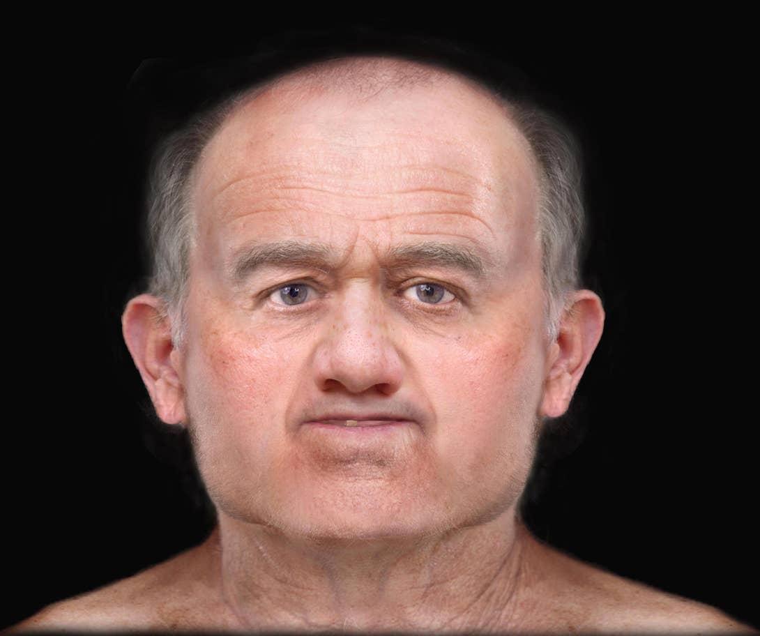 Археологи показали лицо человека, жившего 600 лет назад