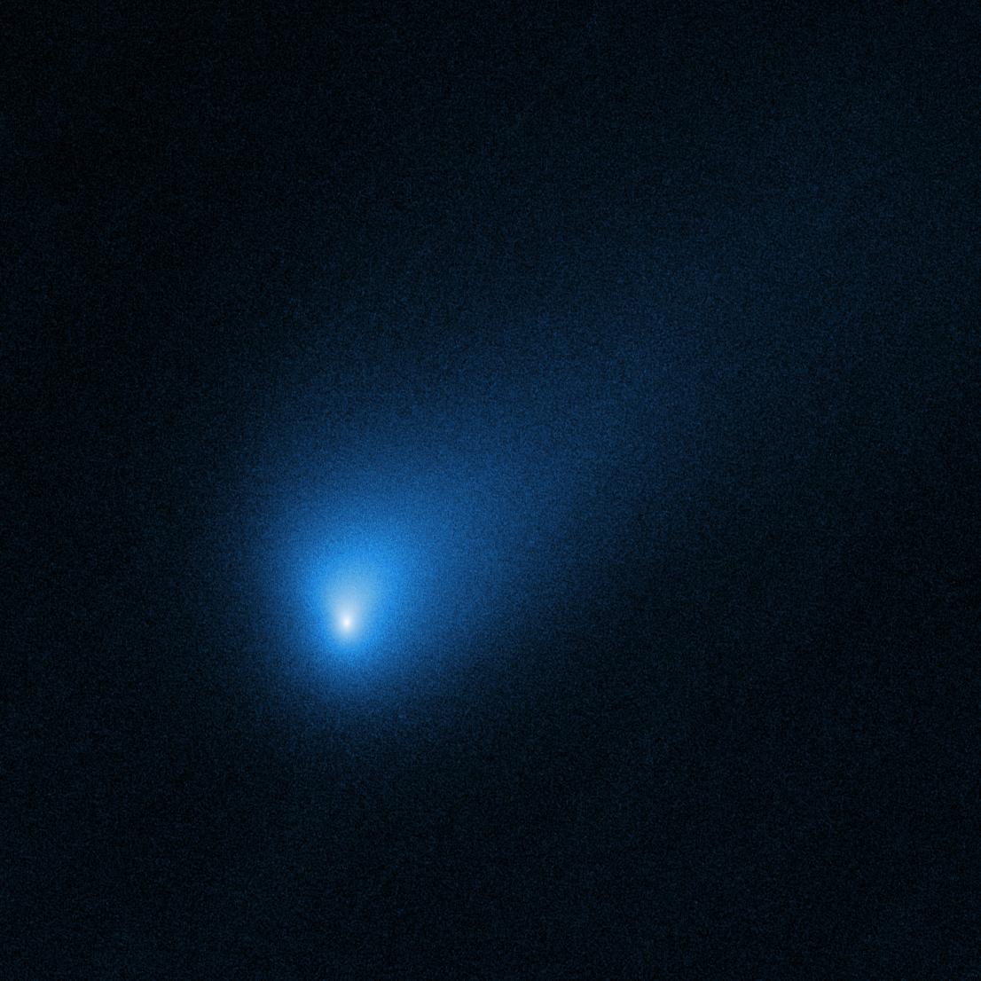 Телескоп Хаббл сделал снимок первой межзвездной кометы.Вокруг Света. Украина