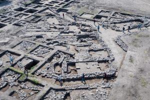 В Израиле раскопали 5-тысячелетний мегаполис