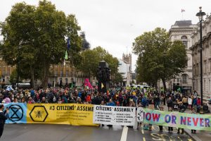 По всему миру начались климатические протесты