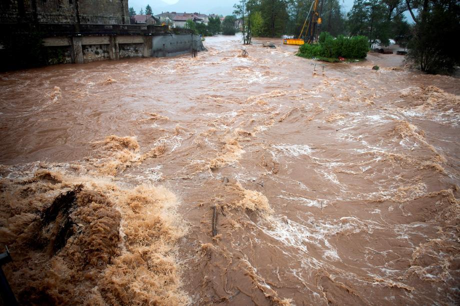 Наводнение в Испании привело к жертвам