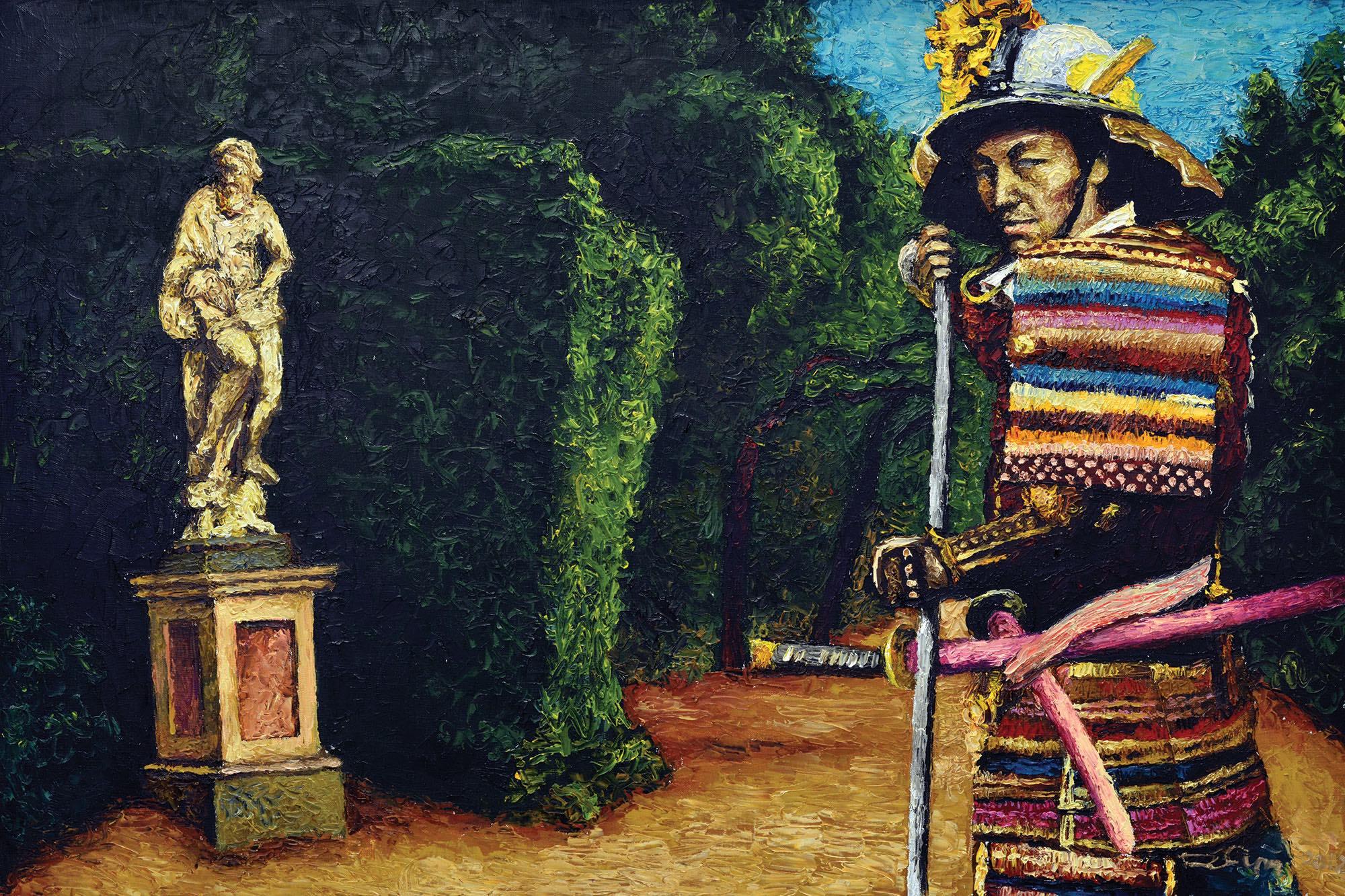 На юбилейном аукционе в Киеве выставят картины знаменитых украинских художников.Вокруг Света. Украина