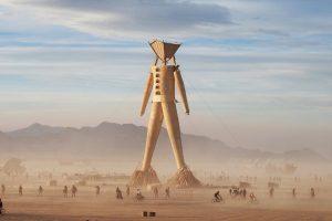 Во имя экологии: на Burning Man перестанут сжигать арт-инсталляции